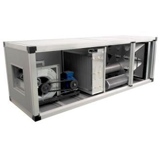 Centraline con filtri elettrostatici e carboni attivi.